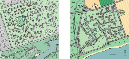2 maps blog