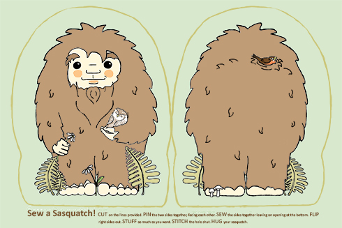 sasquatch for blog